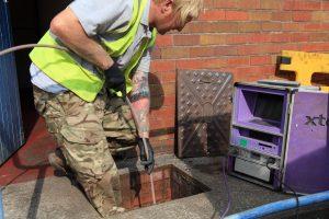 Guidance in blocked drain Cheltenham