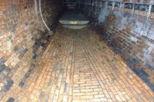 Old sewer systems